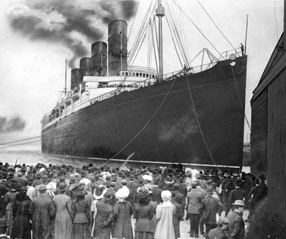 Lusitania 1915